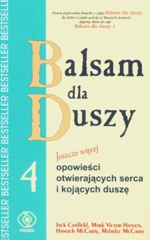 Okładka książki Balsam dla duszy 4