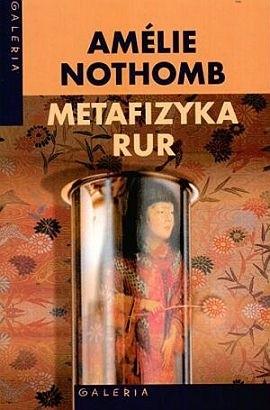 Okładka książki Metafizyka rur