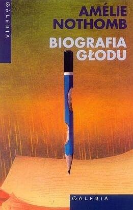 Okładka książki Biografia głodu