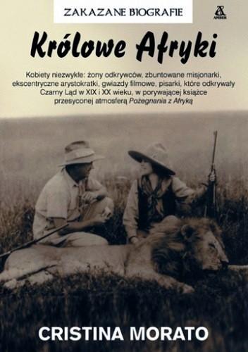 Okładka książki Królowe Afryki