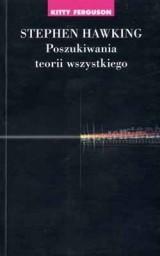 Okładka książki Stephen Hawking. Poszukiwania teorii wszystkiego