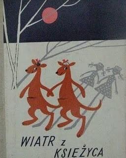 Okładka książki Wiatr z księżyca