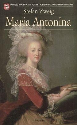 Okładka książki Maria Antonina