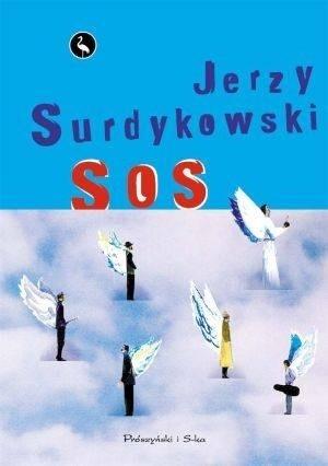 Okładka książki SOS
