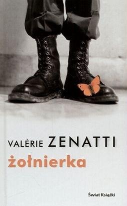 Okładka książki Żołnierka