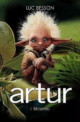 Okładka książki Artur i Minimki