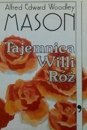 Okładka książki Tajemnica Willi Róż