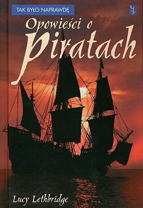 Okładka książki Opowieści o piratach