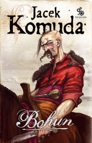 Okładka książki Bohun