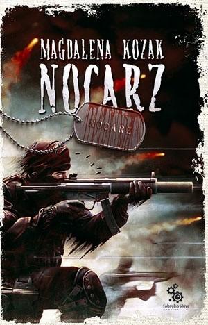 Okładka książki Nocarz