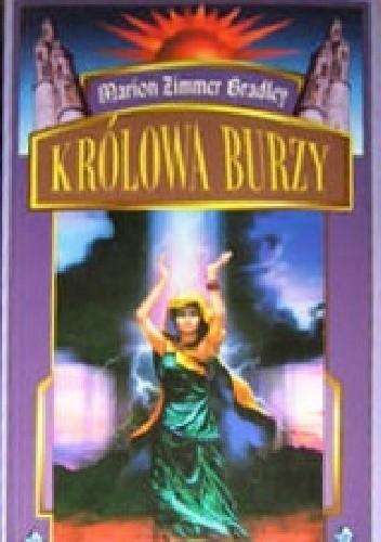 Okładka książki Królowa Burzy