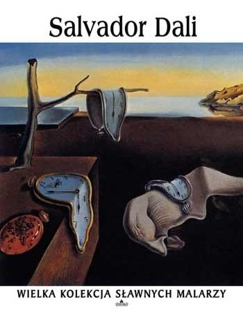 Okładka książki Salvador Dali