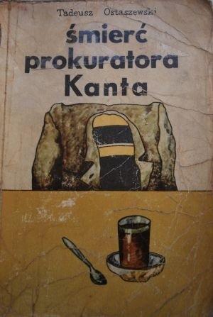 Okładka książki Śmierć prokuratora Kanta