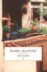 Okładka książki Ewa Luna