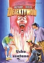 Okładka książki Ucho szatana