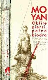 Okładka książki Obfite piersi, pełne biodra