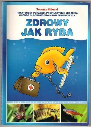 Okładka książki Zdrowy jak ryba