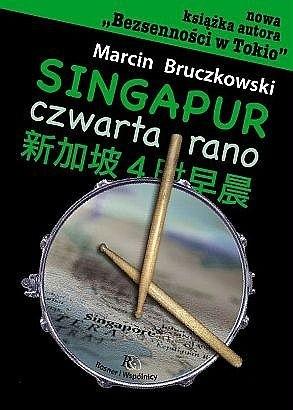 Okładka książki Singapur, czwarta rano
