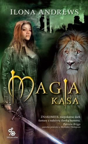 Okładka książki Magia kąsa