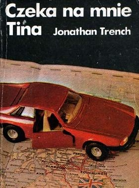 Okładka książki Czeka na mnie Tina