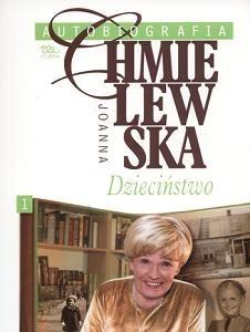 Okładka książki Autobiografia. Dzieciństwo
