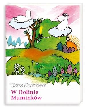 Okładka książki W Dolinie Muminków
