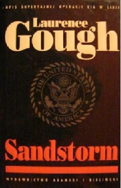 Okładka książki Sandstorm