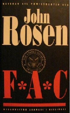 Okładka książki F*A*C