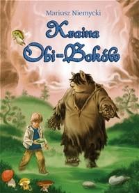 Okładka książki Kraina Obi-Boków