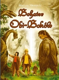 Okładka książki Bohater Obi-Boków