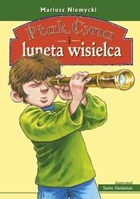 Okładka książki Ptak, Cyna i luneta wisielca