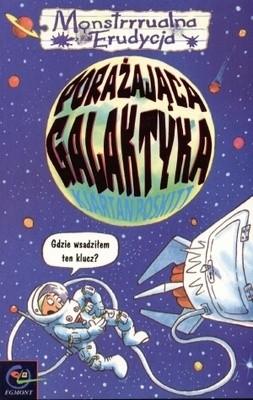 Okładka książki Porażająca galaktyka