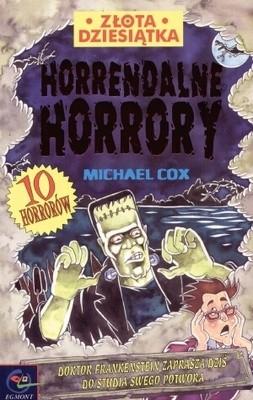 Okładka książki Horrendalne horrory