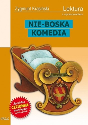 Okładka książki Nie-Boska komedia
