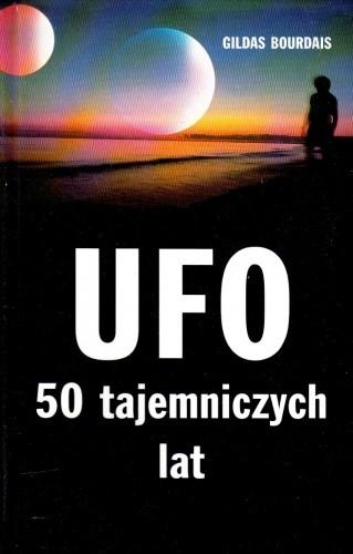 Okładka książki UFO. 50 tajemniczych lat