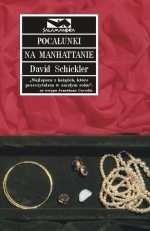 Okładka książki Pocałunki na Manhattanie