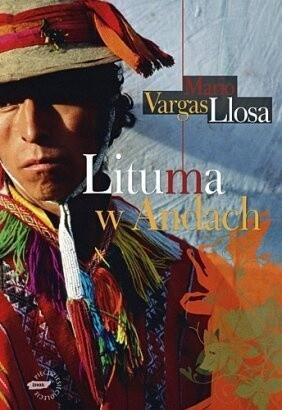 Okładka książki Lituma w Andach