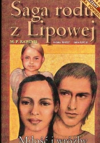 Okładka książki Miłość i wróżby