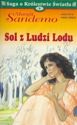 Okładka książki Sol z Ludzi Lodu