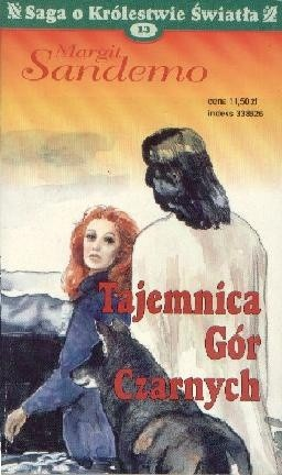 Okładka książki Tajemnica Gór Czarnych