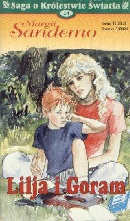 Okładka książki Lilja i Goram