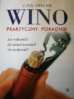Okładka książki Wino, praktyczny poradnik