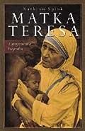 Okładka książki Matka Teresa. Autoryzowana biografia.
