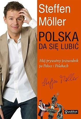 Okładka książki Polska da się lubić