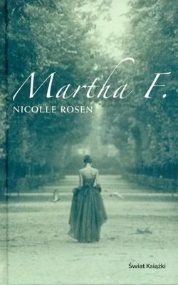 Okładka książki Martha F.