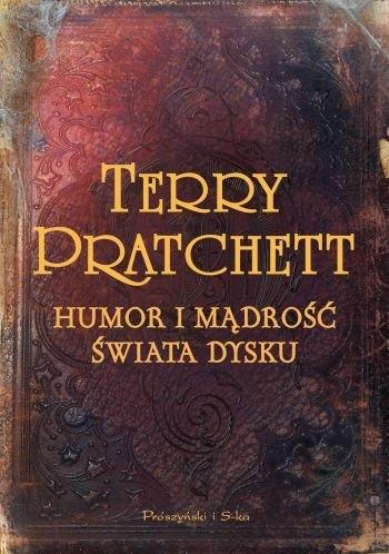 Okładka książki Humor i mądrość Świata Dysku
