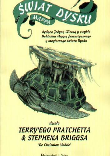 Okładka książki Świat Dysku. Mappa