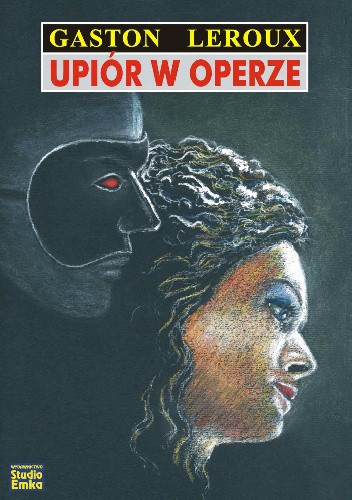 Okładka książki Upiór w Operze