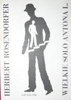 Okładka książki Wielkie solo Antona L.