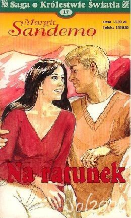 Okładka książki Na ratunek